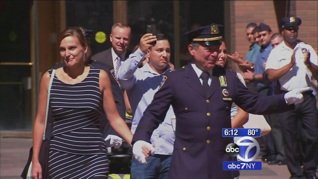 Famous commander of NYPDs hostage negotiation team retires