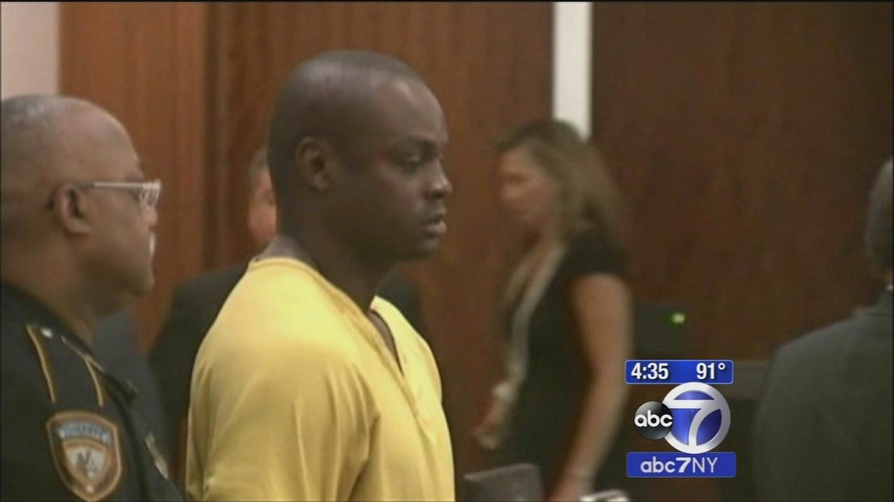 Suspect in deputys murder makes first court appearance
