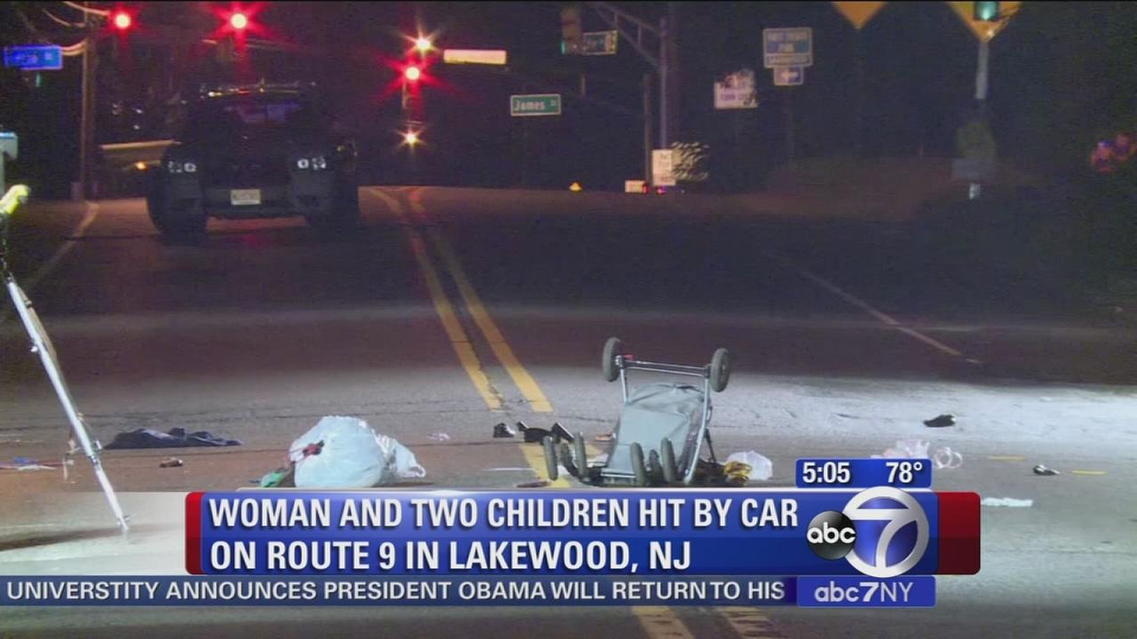 Pedestrians hit in Lakewood