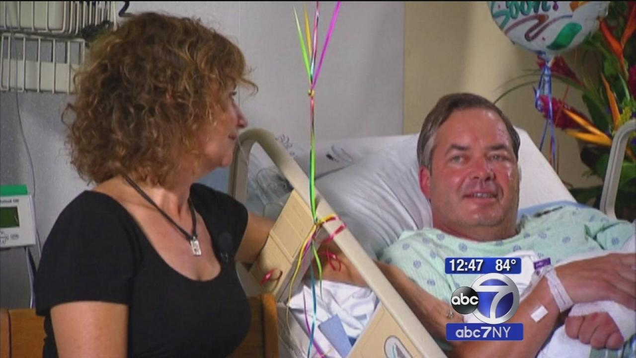 Couple survives plane crash into the Everglades