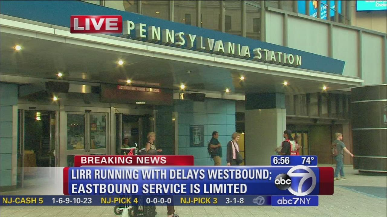 Cacellations, delays on LIRR due to signal problems