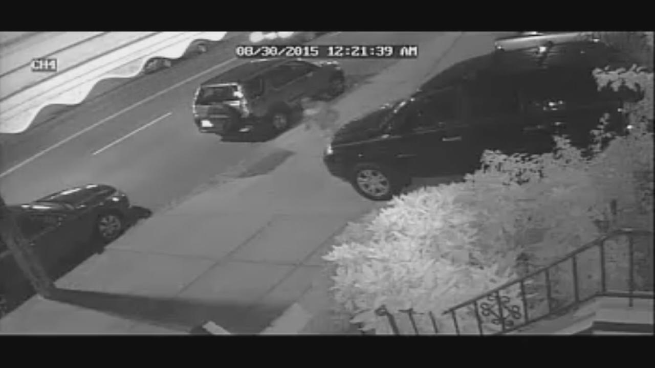 Surveillance video of the suspect wanted for rape in Canarsie