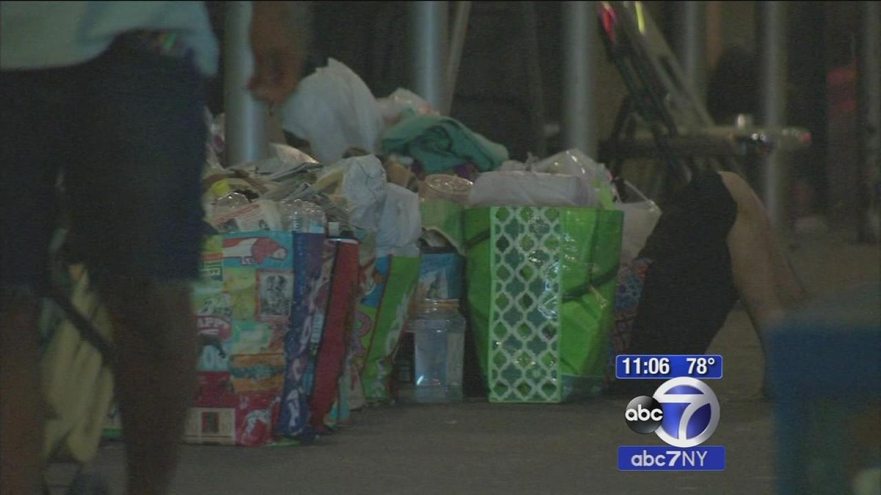 NYPD to target homeless encampments