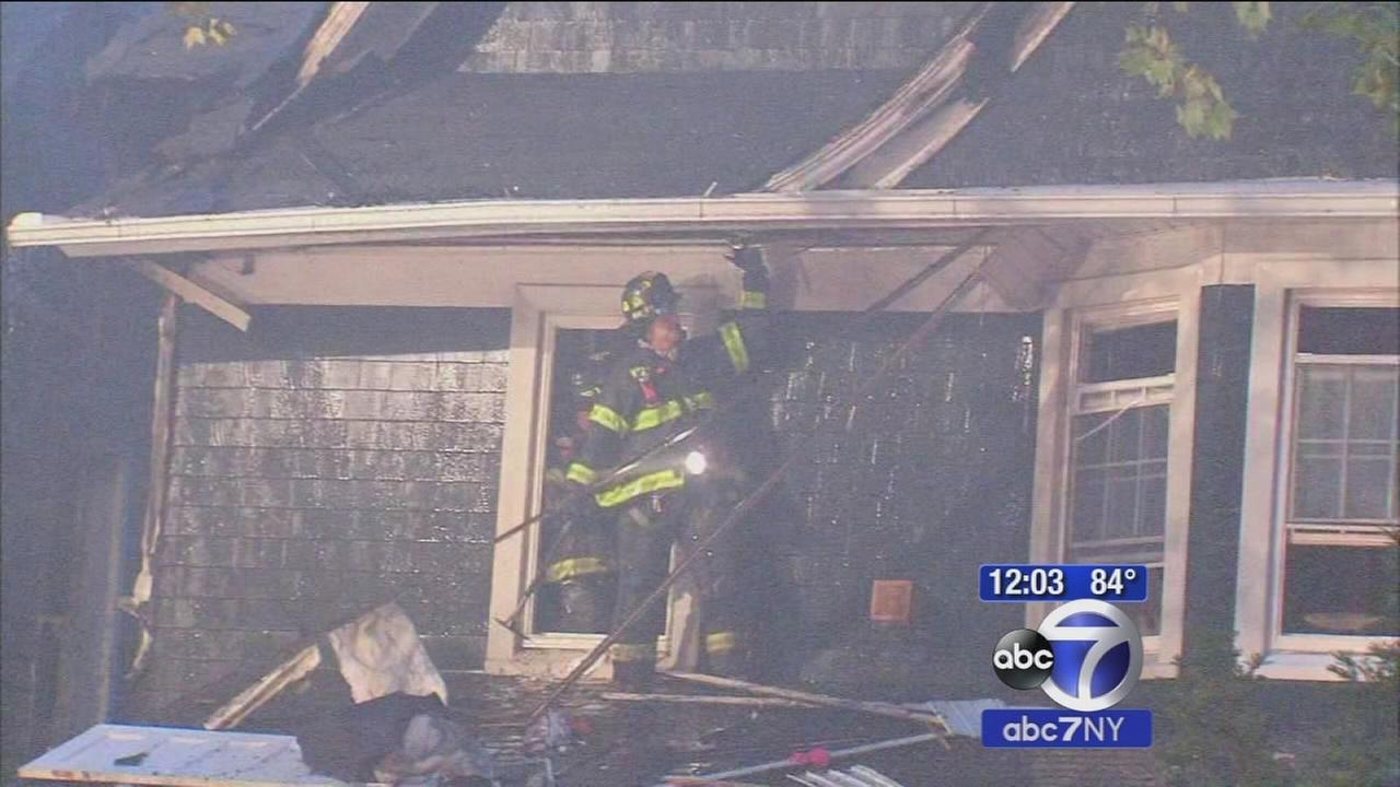 Fire in Flatbush considered suspicious