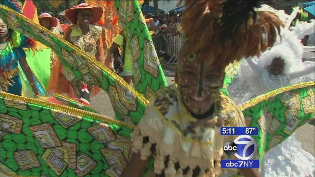 West Indian Day Parade celebrates Caribbean culture and life