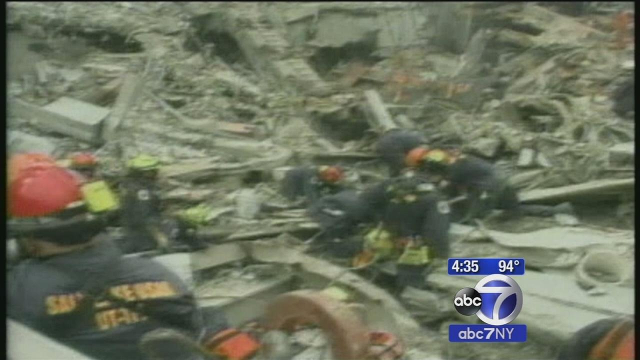 Congressional terrorism-related field hearing held at 911 Memorial and Museum