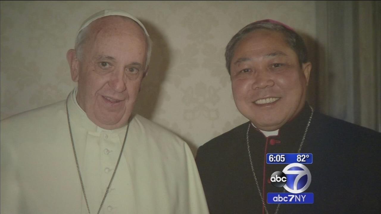Pope Francis not happy about potential wall being built in NYC