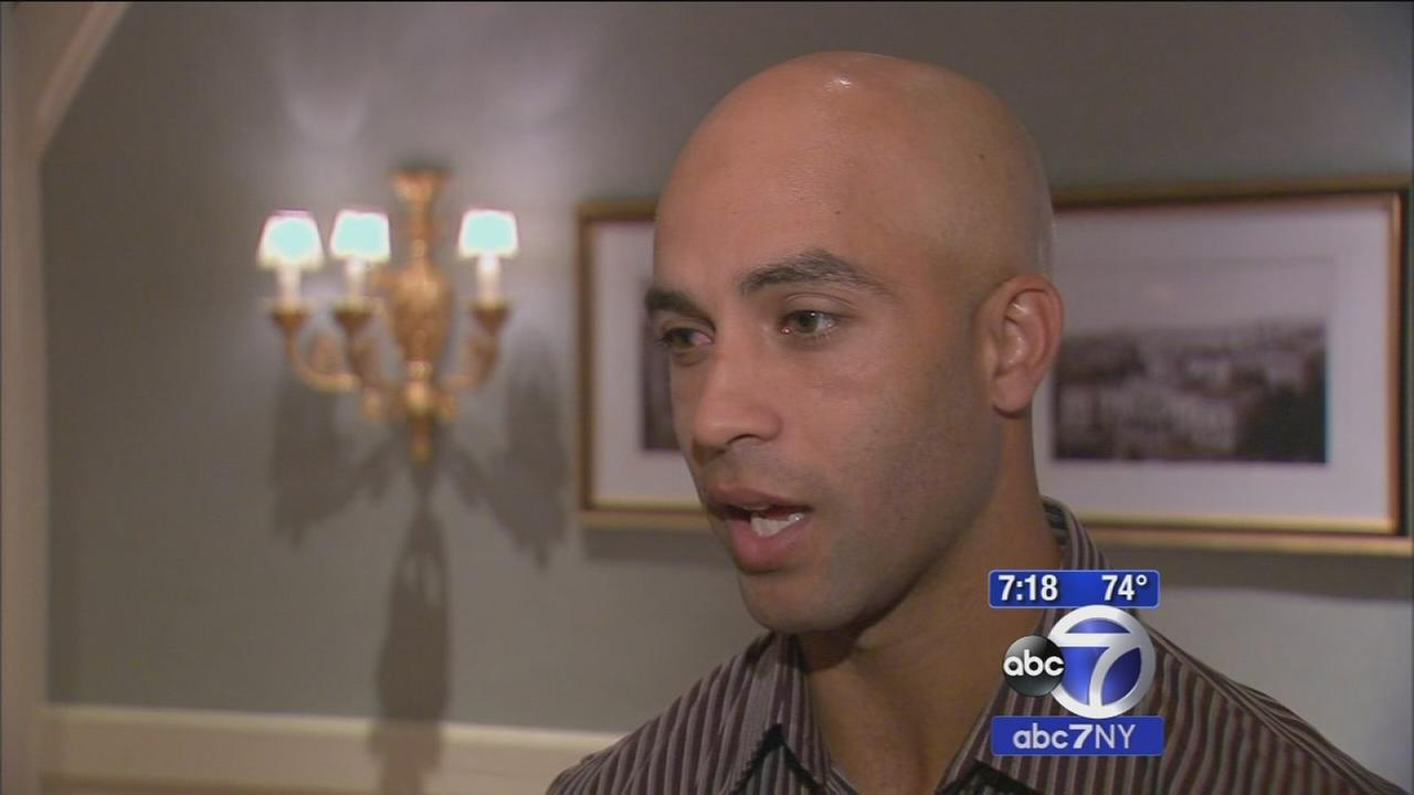 James Blake: NYPD officer shouldnt be on force anymore