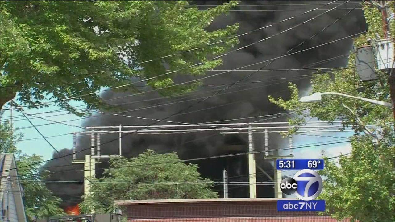 Power restored in Bergen County after fire at PSE&G substation