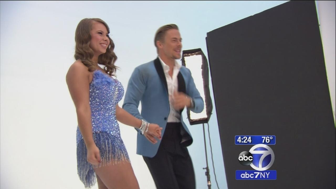 Dancing With The Stars preps for 21st opening number Monday