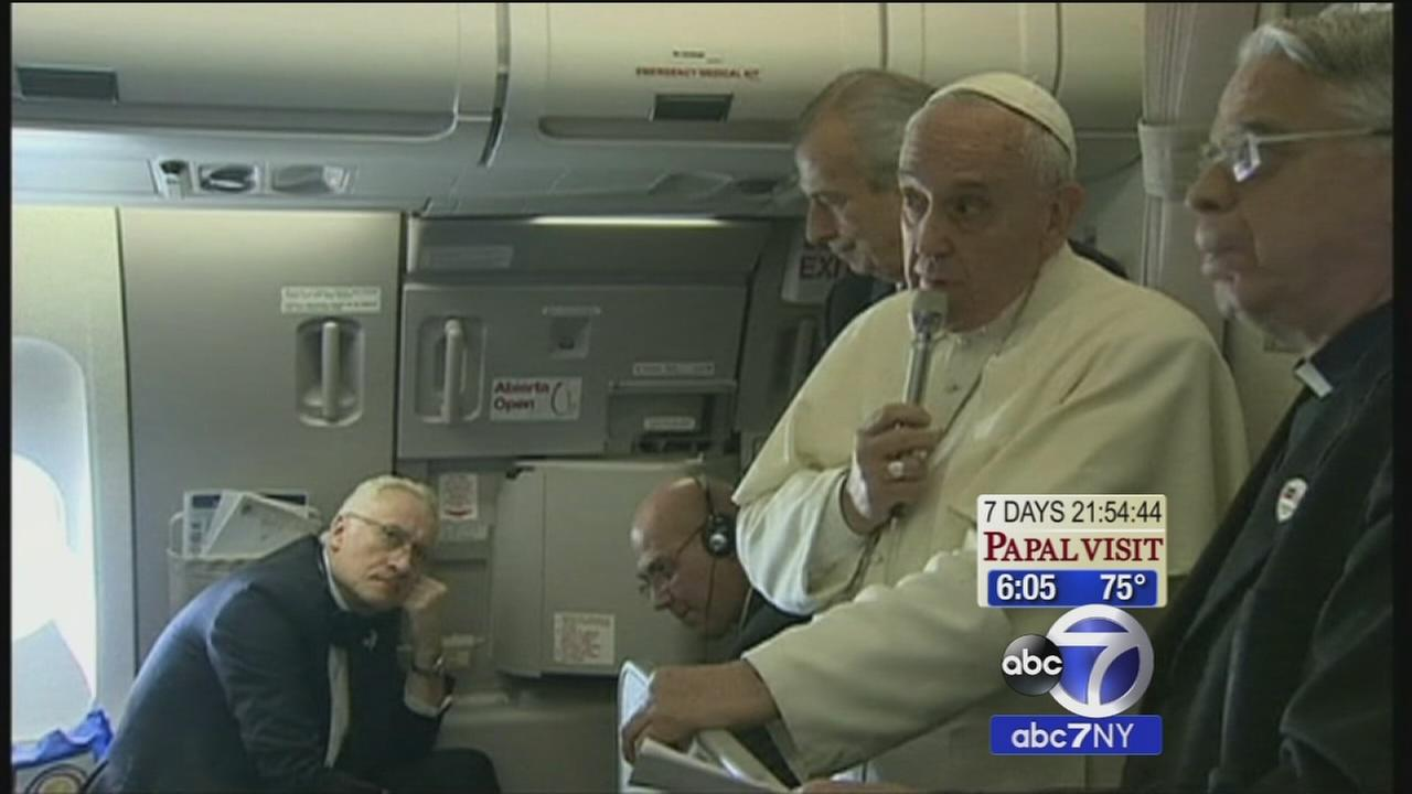 New York City announces security plan for Pope Francis visit