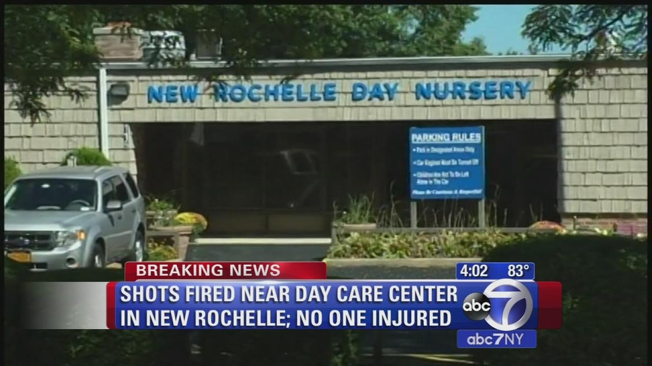 Shots fired near day care center in New Rochelle