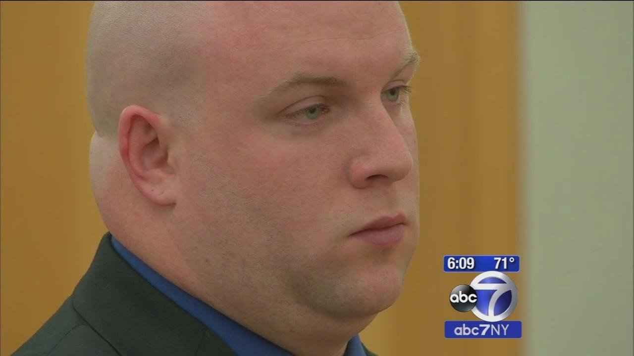 Ex-NYPD officer pleads guilty to shooting car while drunk in Pelham
