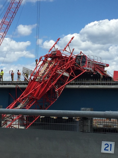 "<div class=""meta image-caption""><div class=""origin-logo origin-image none""><span>none</span></div><span class=""caption-text"">Photos of the crane collapse on the Tappan Zee Bridge on Tuesday, July 19, 2016 (Max Jacobs)</span></div>"