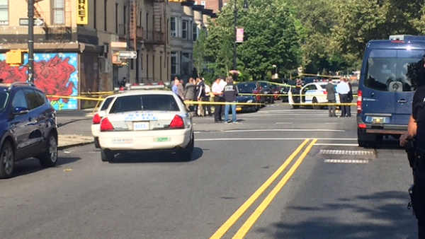 Suspect Hospitalized In Police-Involved Shooting In Brooklyn