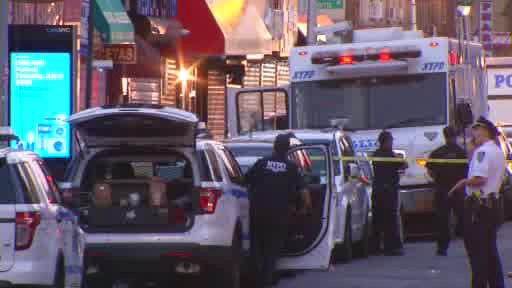 NYPD Officer Fatally Shot in Her Patrol Car in the Bronx