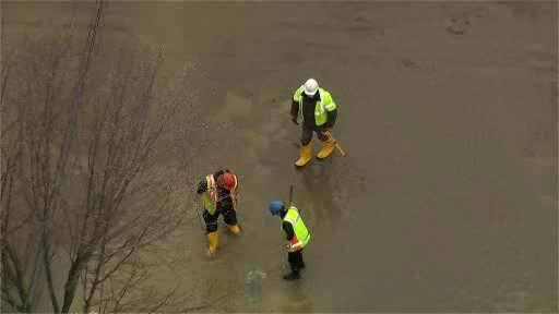 Hoboken suffers another water main break
