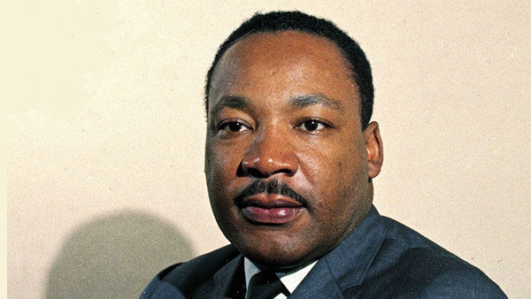 <div class='meta'><div class='origin-logo' data-origin='none'></div><span class='caption-text' data-credit='AP'>Dr. Martin Luther King, Jr. is seen, date and location unknown</span></div>
