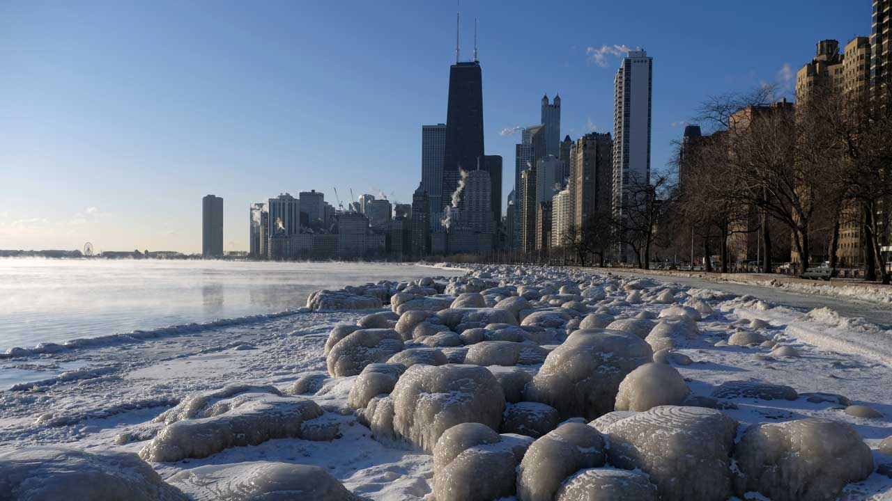Chicago weather hits record low | abc7chicago.com