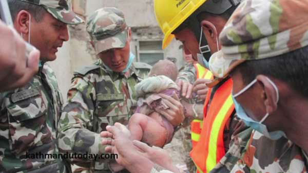 "<div class=""meta image-caption""><div class=""origin-logo origin-image none""><span>none</span></div><span class=""caption-text"">Soldiers rescued a 4-month-old baby from rubble left by the devastating earthquake in Nepal.  (WLS Photo)</span></div>"