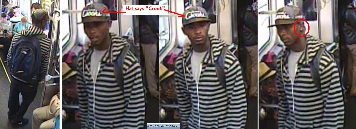 On Thursday night, the Chicago Police Department released additional surveillance images of the suspects sought in multiple CTA Orange Line robberies. <span class=meta></span>