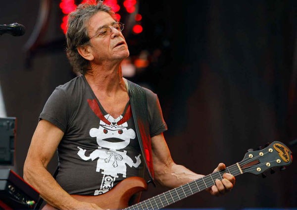 Lou Reed performs at Lollapalooza 2009. <span class=meta>AP Photo/JOHN SMIERCIAK</span>