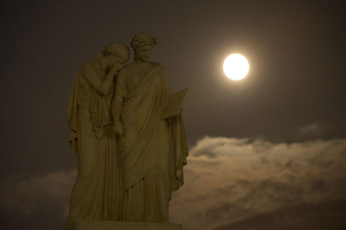 "<div class=""meta image-caption""><div class=""origin-logo origin-image ""><span></span></div><span class=""caption-text"">a perigee full moon or supermoon is seen over the the Peace Monument on the grounds of the United States Capitol, Sunday, Aug. 10, 2014, in Washington. (AP Photo/NASA, Bill Ingalls)</span></div>"