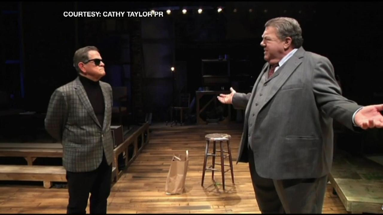 George Wendt stars in Funnyman with Tim Kazurinsky.