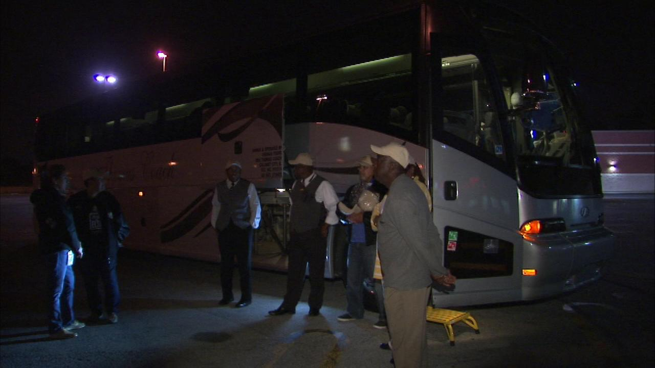 Chicagoans are on the road to Washington D.C. for the 20th anniversary of the Million Man March.