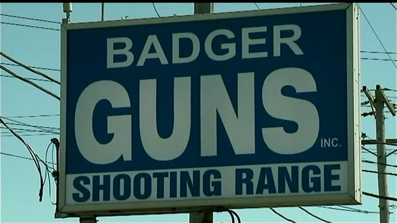 badger guns