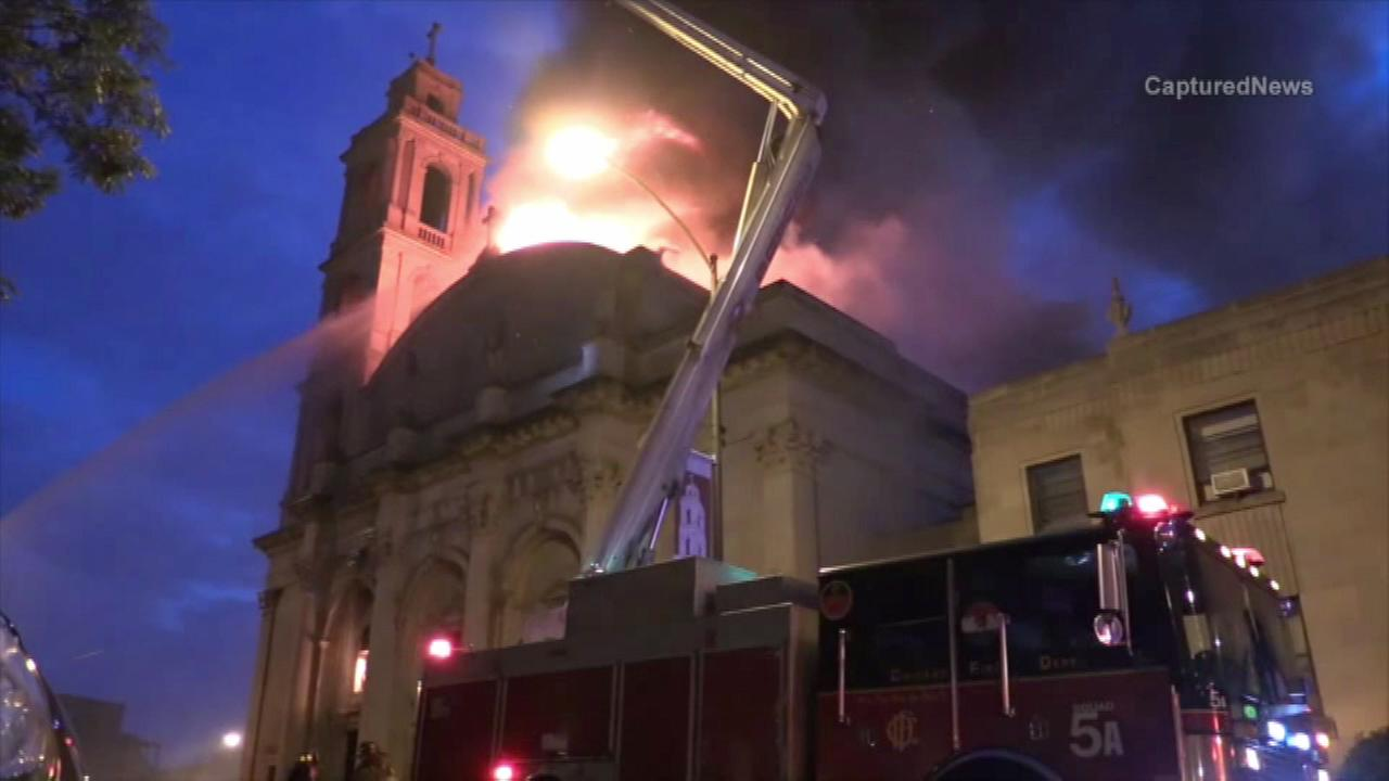 Anonymous donation is enough to rebuild Shrine of Christ the King