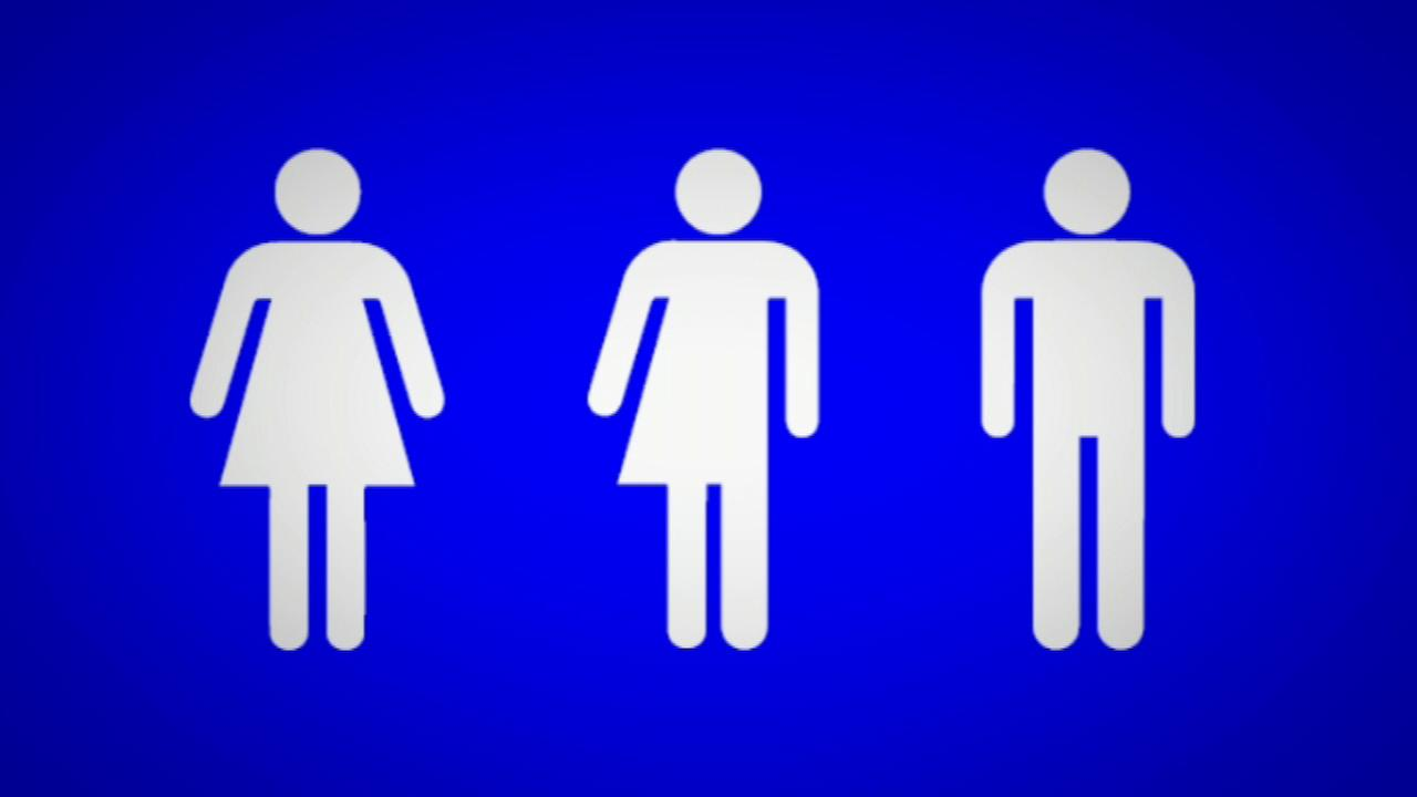 Bathroom Signs gender-neutral bathroom signs coming to evanston | abc7chicago