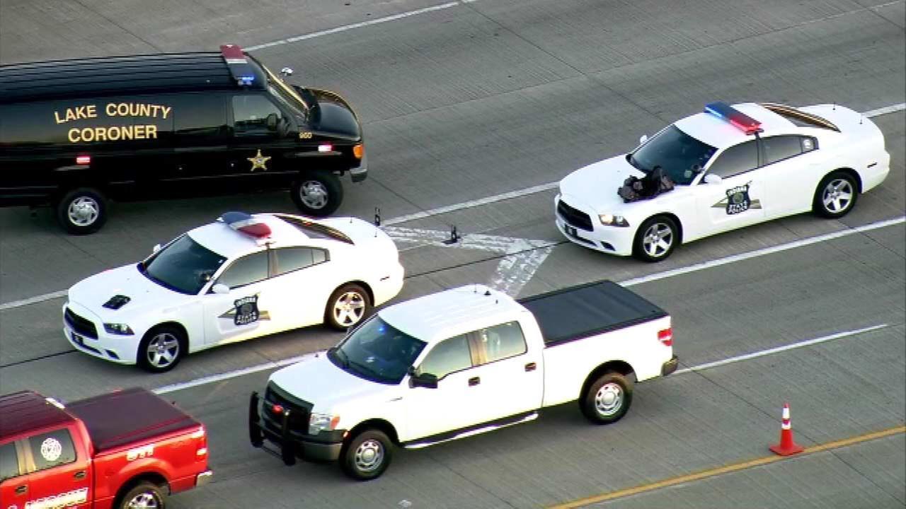 1 killed in motorcycle crash on I-65