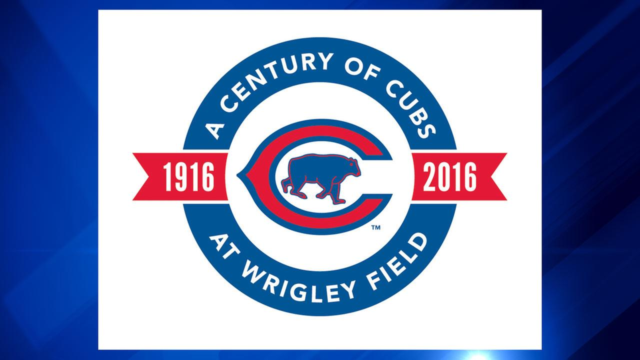 New cubs logo commemorates 100 years of play at wrigley field new cubs logo commemorates 100 years of play at wrigley field buycottarizona