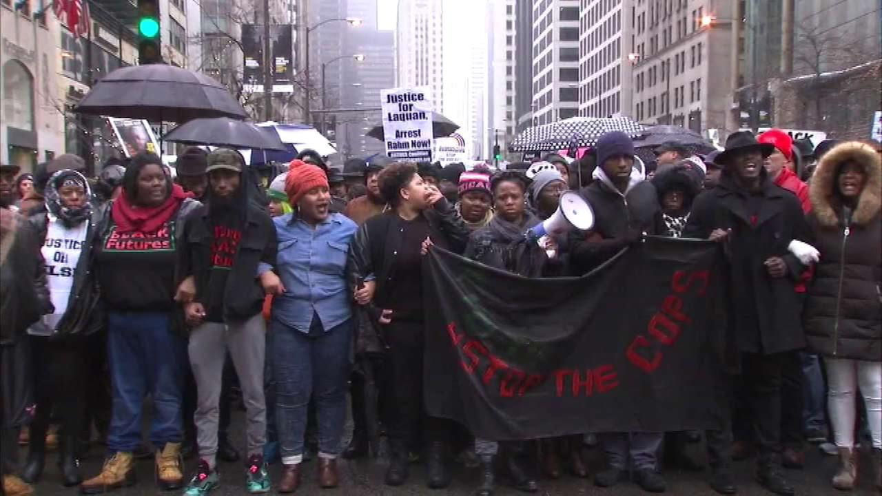 Activists plan 'Black Wall Street' protest Friday