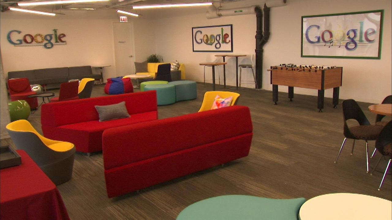Google Chicago opens new West Town headquarters | abc7chicago.com