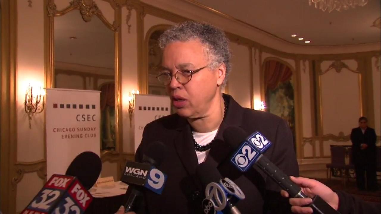 Preckwinkle suing IRMA for delaying soda tax, claiming $17 million in damages