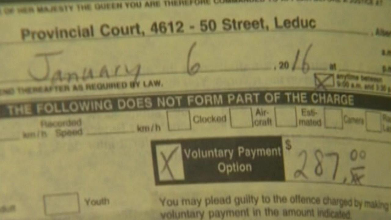 Man ticketed for texting while waiting at drive-thru