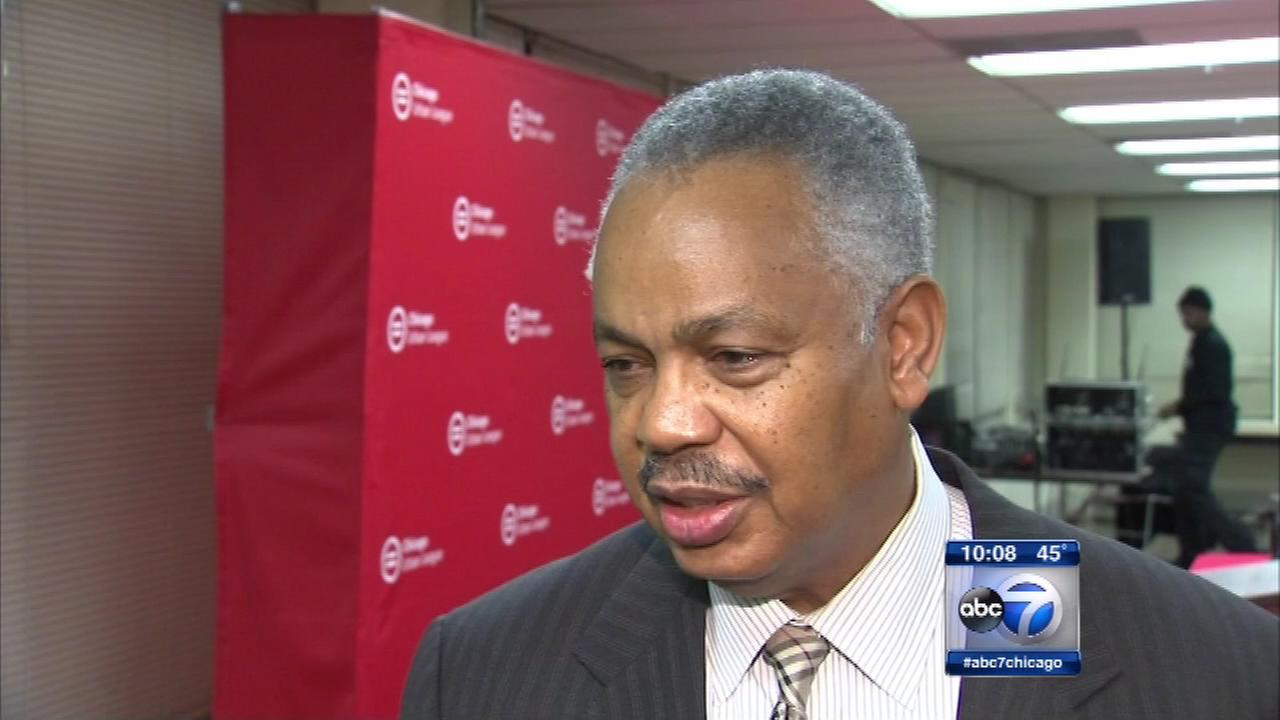 Lorenzo Davis, a former member of the Independent Police Review Authority, sounded off about the mayors speech.