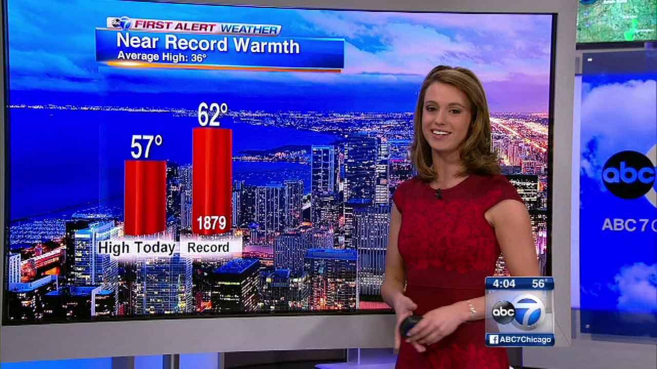 Chicago weather near record warmth to continue through for Weekend in chicago packages
