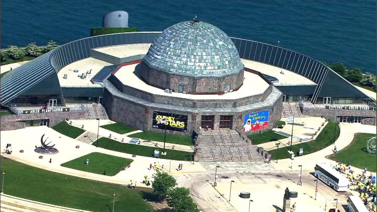 Adler Planetarium offers free admission to Illinois residents