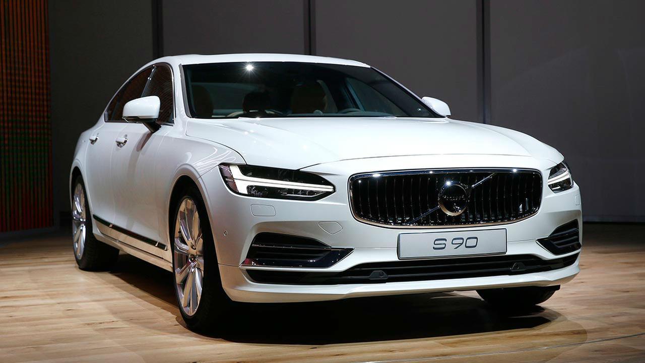 Auto Show VolvoAP Photo/Paul Sancya