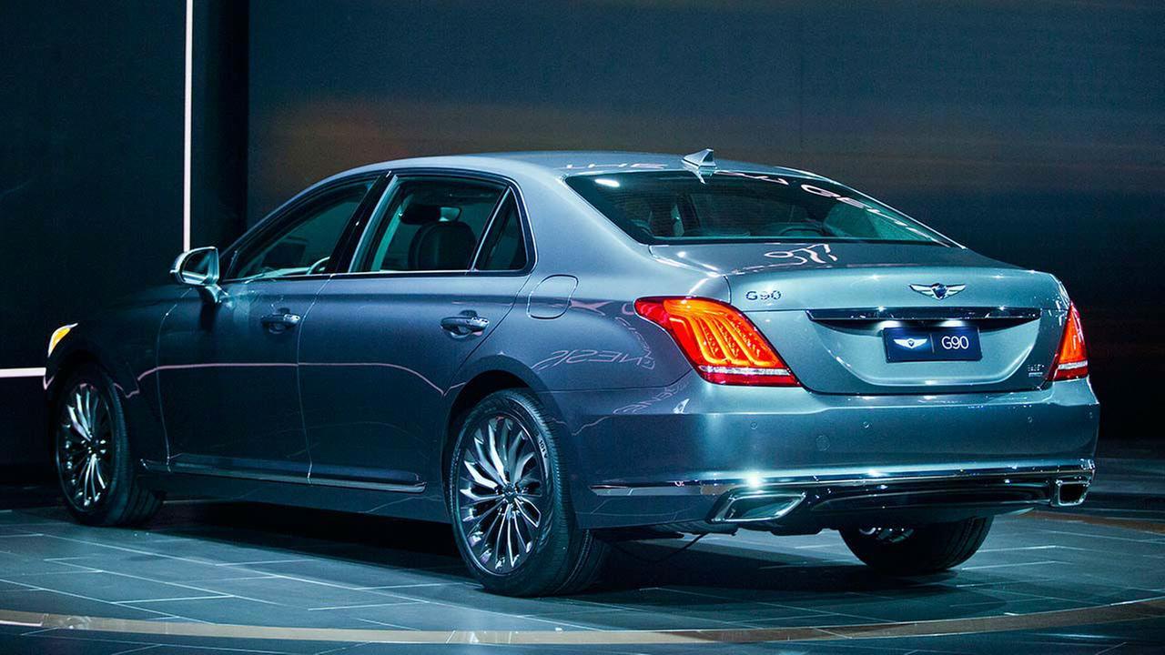 Auto Show HyundaiAP Photo/Tony Ding