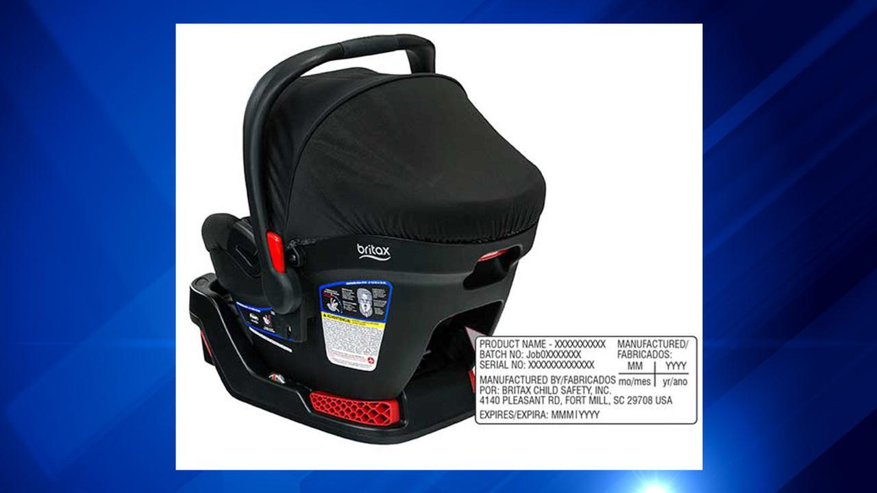 Britax B-Safe 35 and B-Safe 35 Elite infant car seats and travel systems.