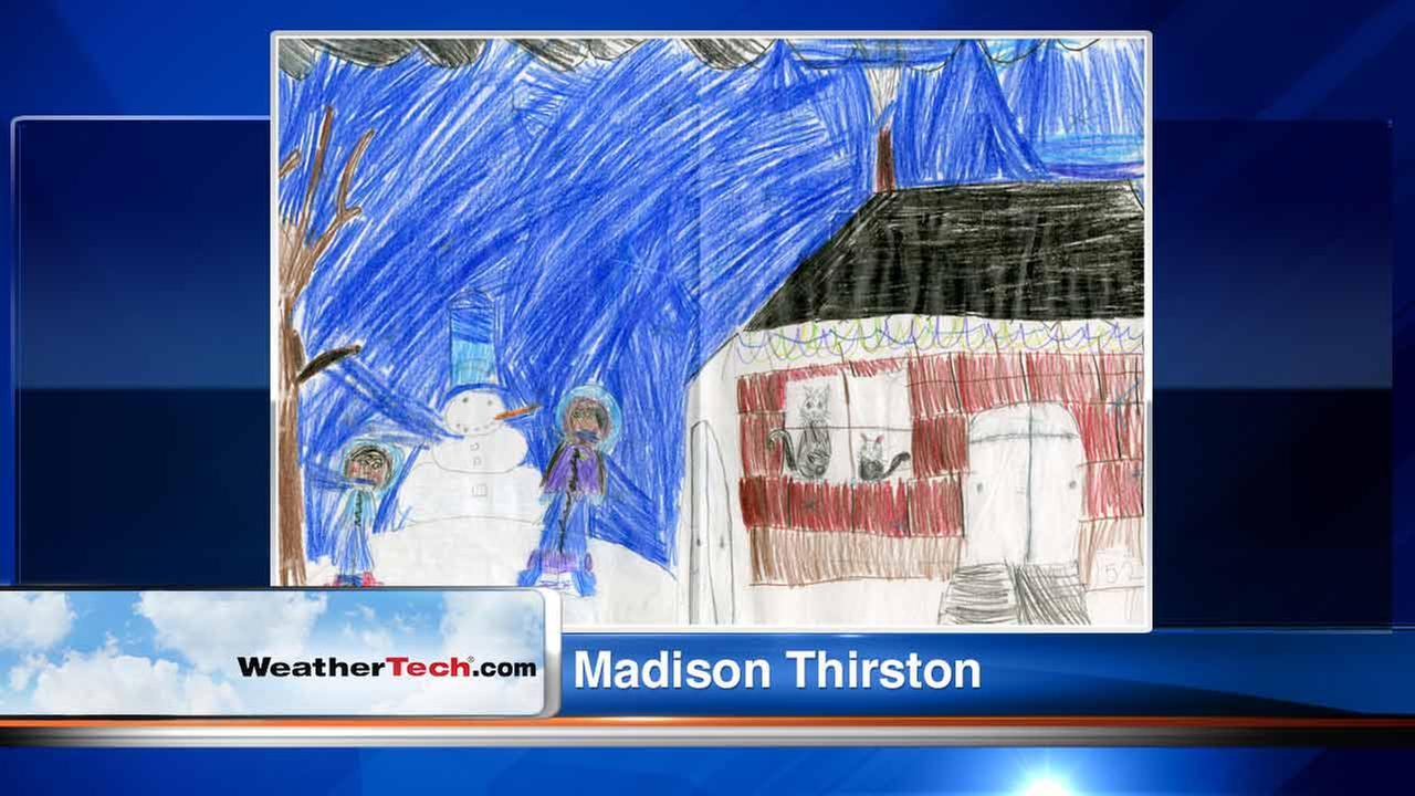 Courtesy Madison Thriston