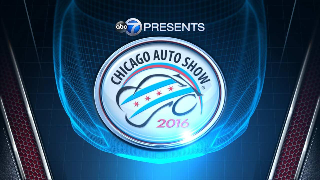 WATCH: ABC7 Chicago presents the 2016 Chicago Auto Show