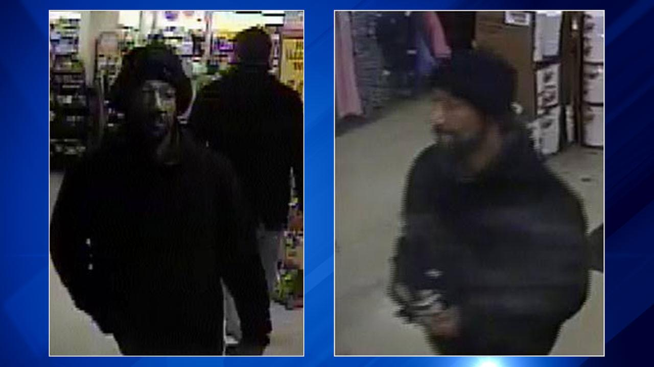 Police are searching for this man in connection with a string of robberies in the Gresham neighborhood.