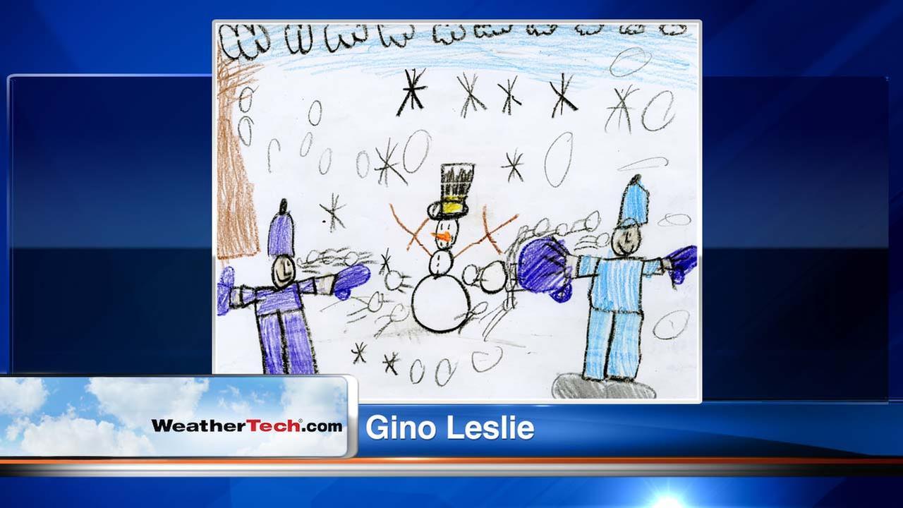 Courtesy Gino Leslie
