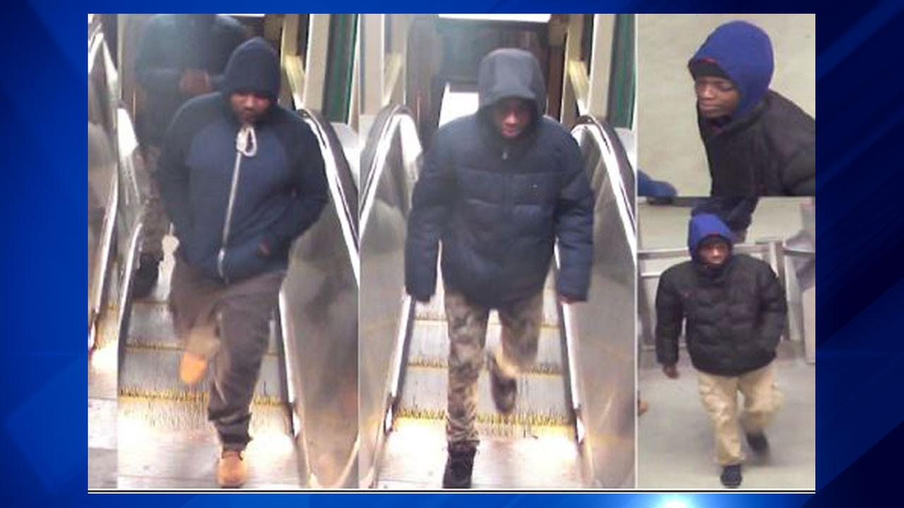 CTA Green Line attempted robbery