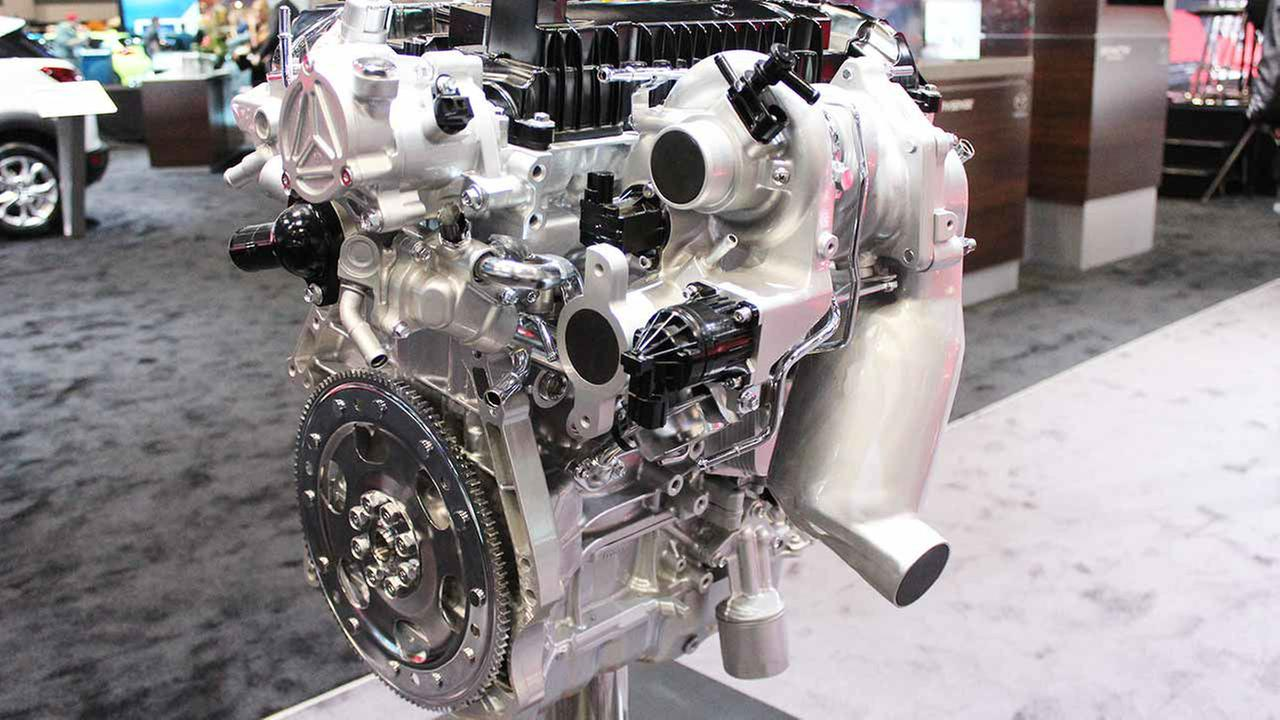 skyactiv-motor